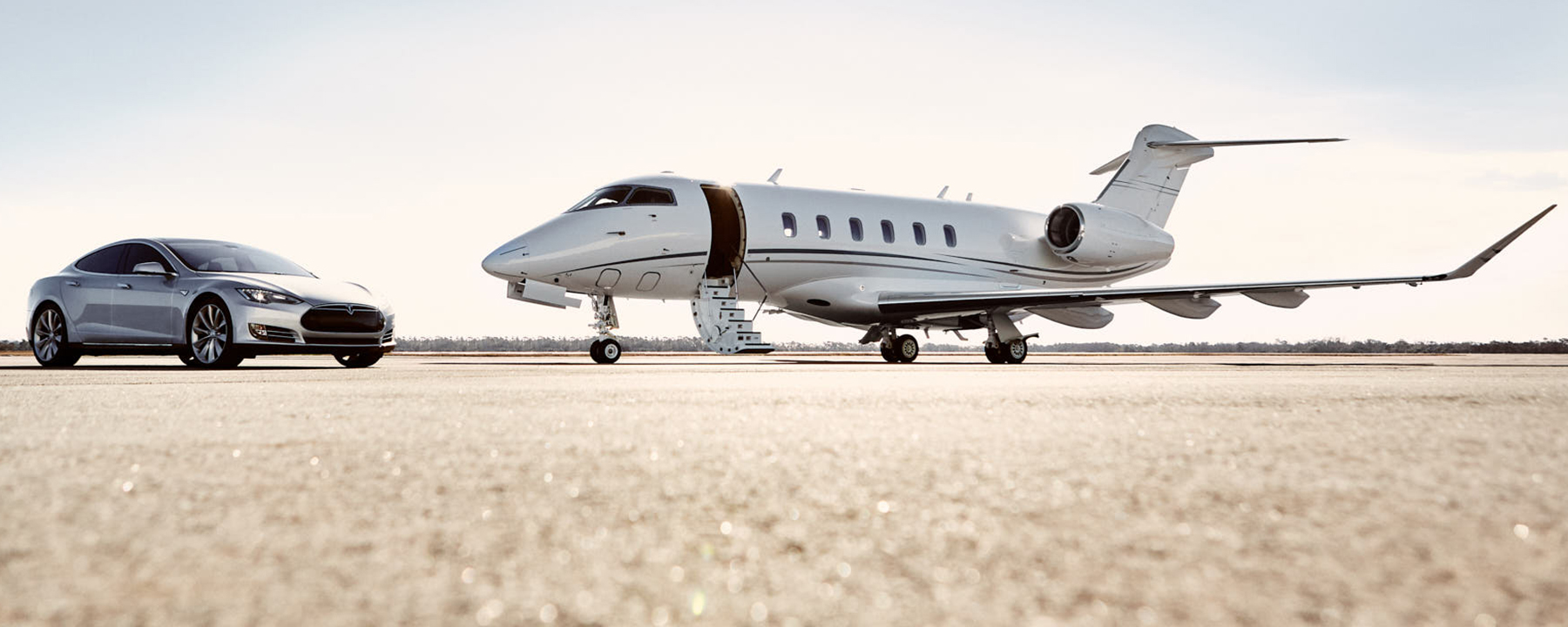 Thank You Business Jet