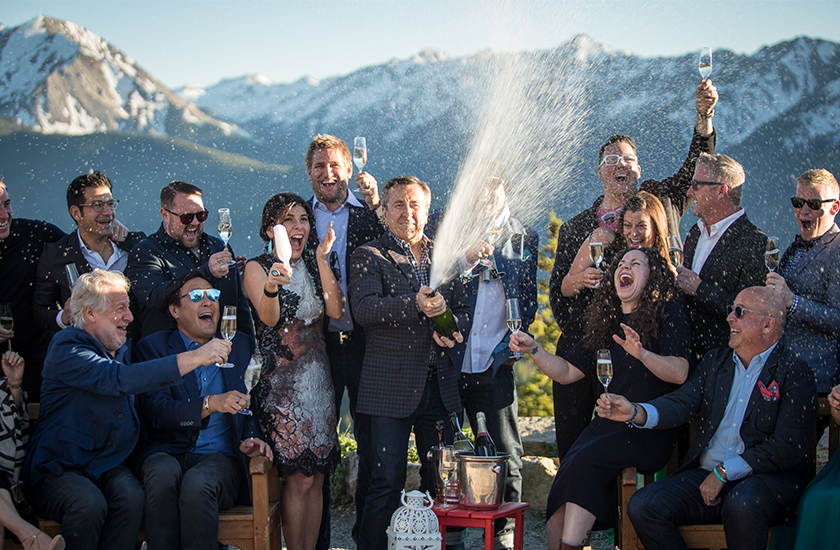 Haute + Happening: The FOOD & WINE Classic in Aspen, June 14-17