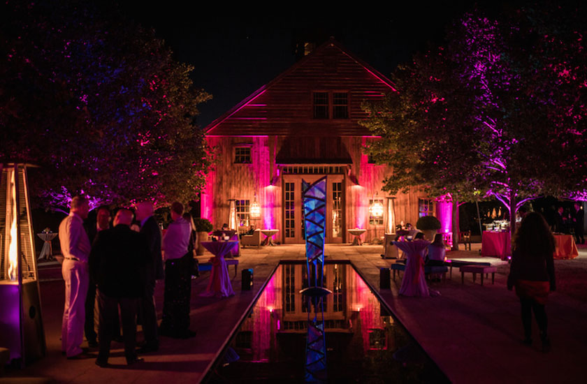 Haute + Happening: <br>V Foundation Celebration Kicks Off In Napa