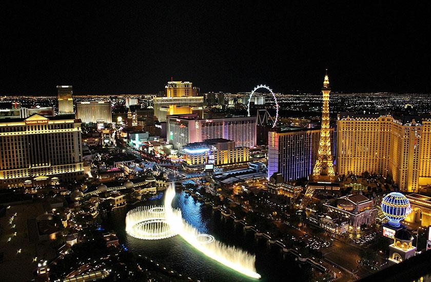 Travel GPS: Las Vegas