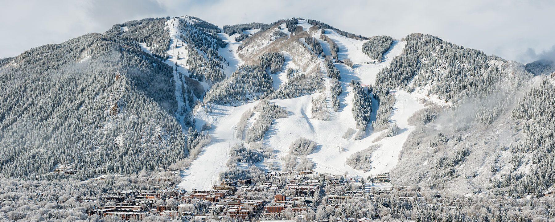 Aspen snow mass