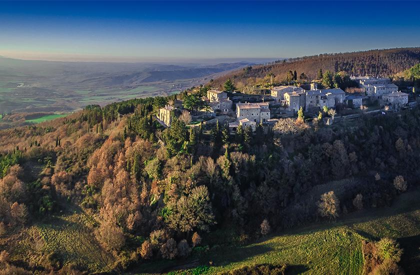 Spring Destination Spotlight: Monteverdi Tuscany