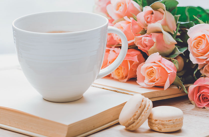 ROSES TO THE RESCUE: HEALTH BENEFITS