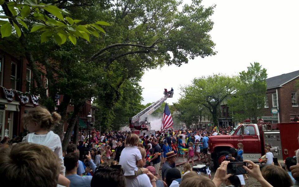 Nantucket parades 31