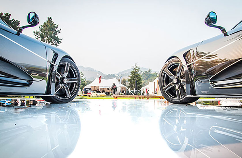 Long Weekend: The Quail, A Motorsports Gathering