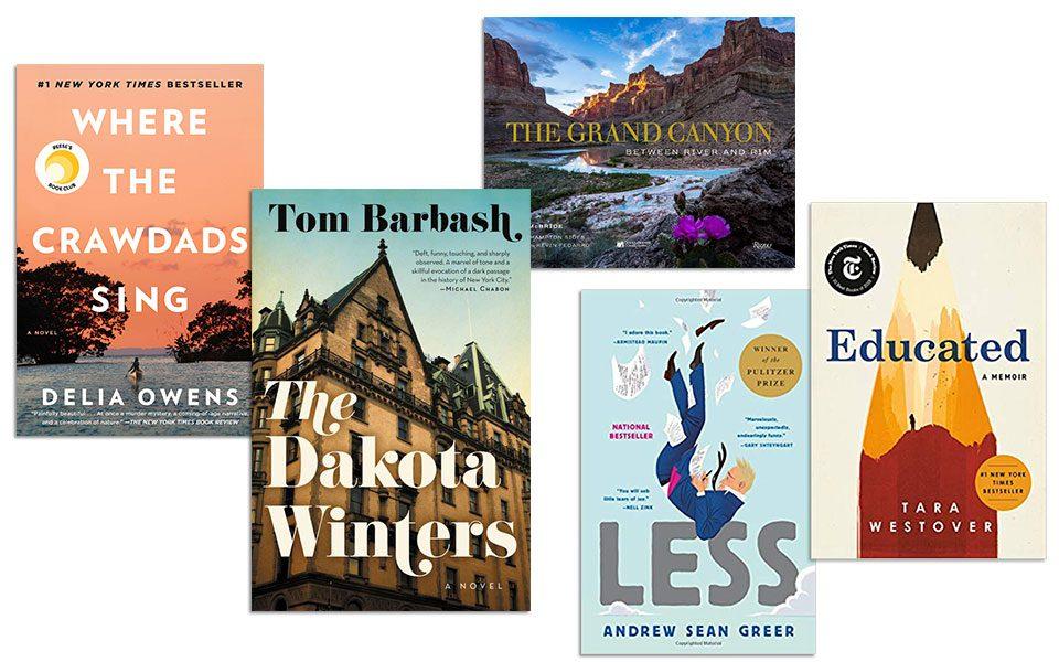 New York's 50 Best Memoirs of the Past 50 Years