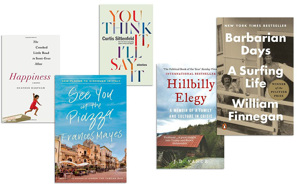 New York's 2019 Top 10 Reads