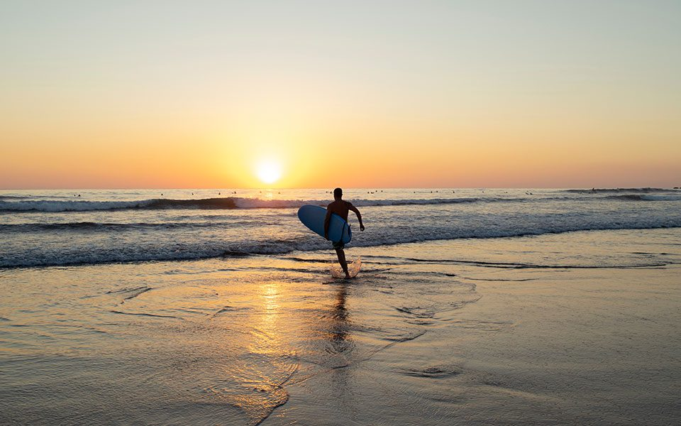 Nosara Costa Rica - Surf