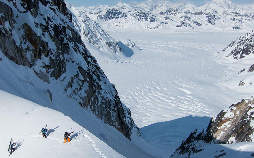 Atmosphere Mountain of Alaska 2