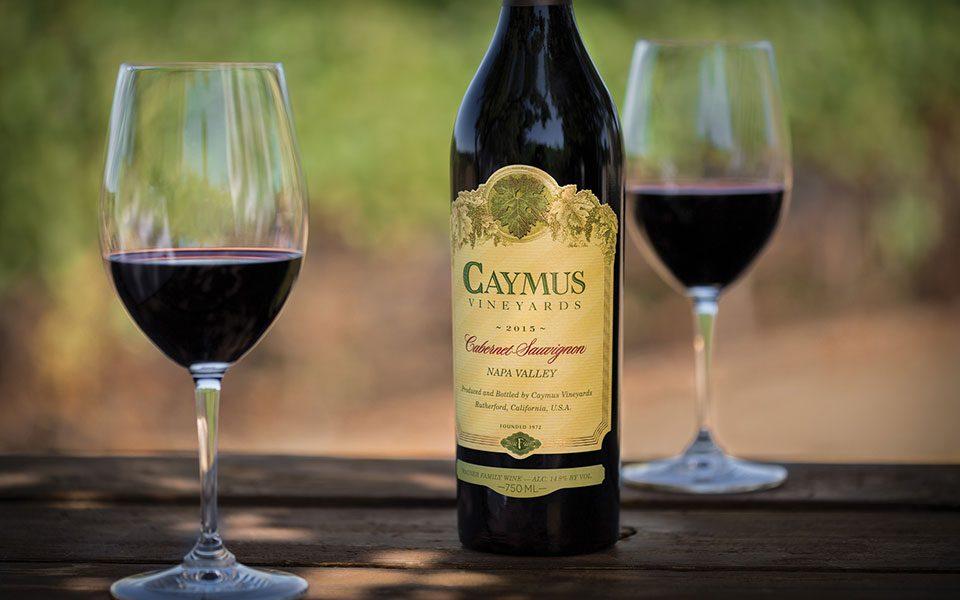 Blog Wine Caymus Vineyards