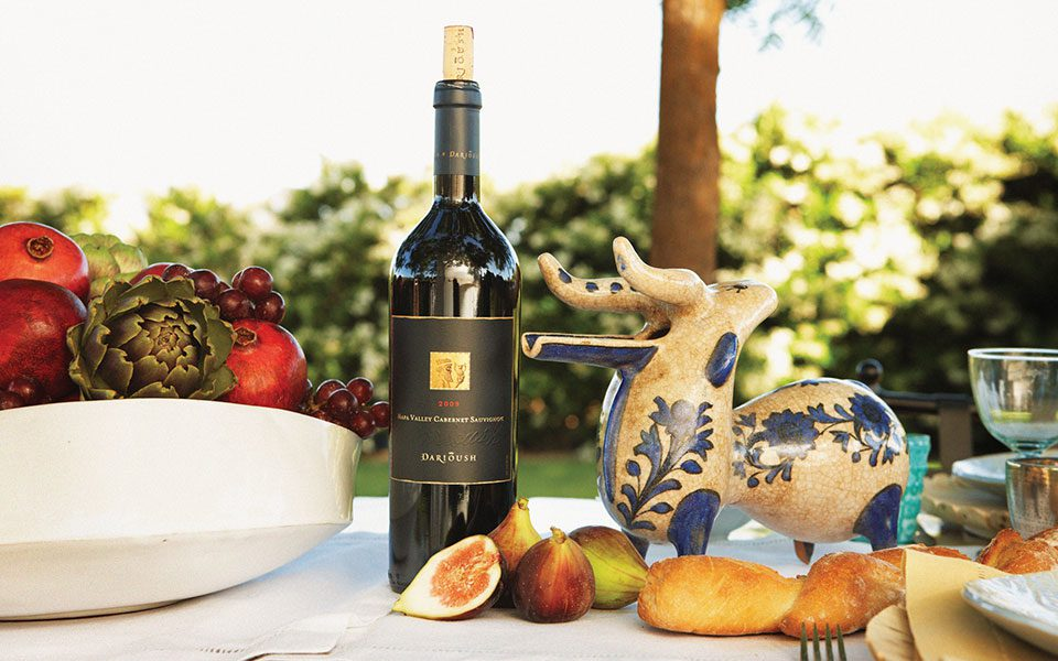 Blog Wine Darioush Cabernet Sauvignon Magnum
